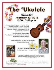 The 'Ukulele-ThousandOaks