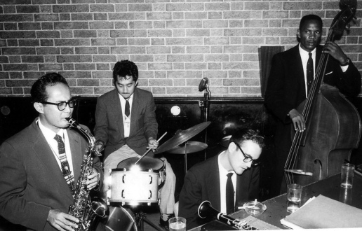 The Paul Togawa Quartet, circa late 1950s.