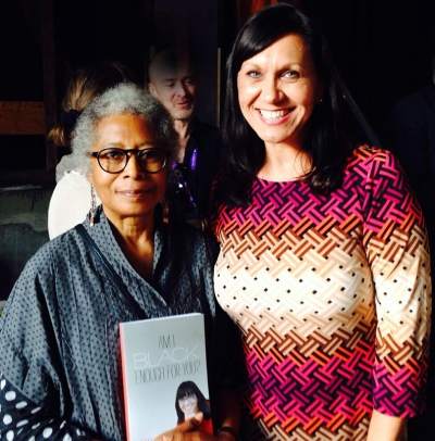 Alice Walker and AnitaHeiss