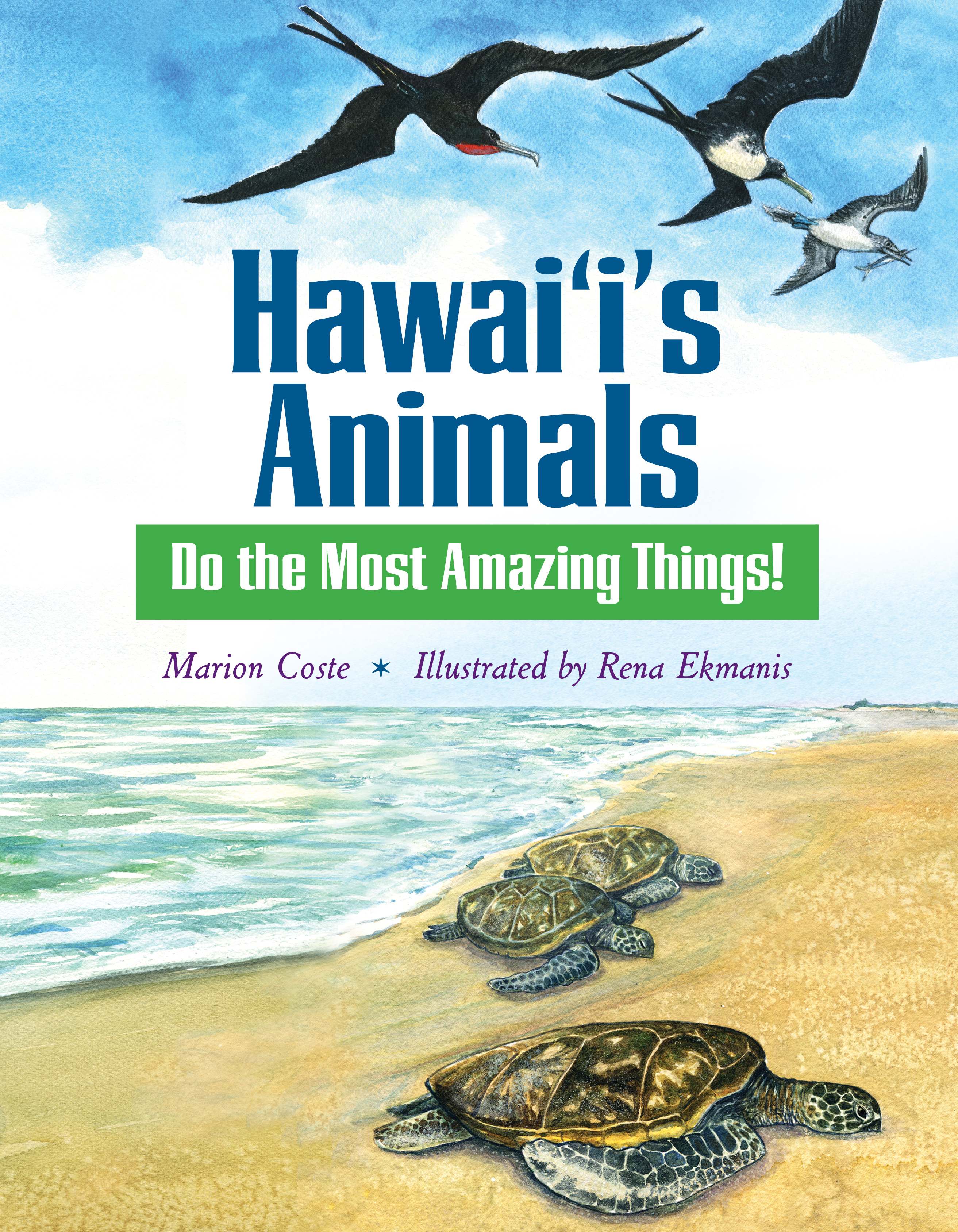New Hawaii Titles Now Available In Our Store