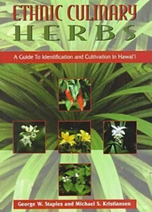 Ethnic Culinary Herbs
