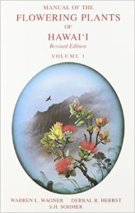Manual of the Flowering Plants