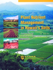 Plant Nutrient Management