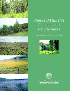 Weeds of Hawaiis Pastures