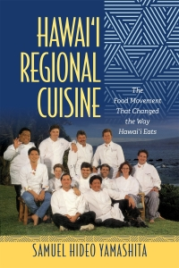 cover of book, Hawaii Regional Cuisine
