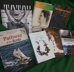 seven books that received awards